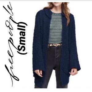 FREE PEOPLE Waterfront Cardigan NWT $168 S